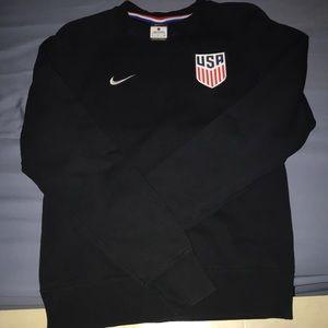 Men's Nike sweat shirt
